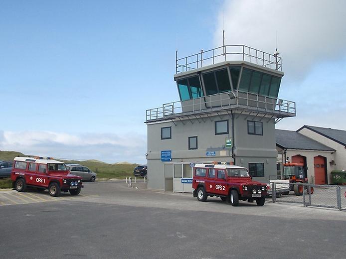 Барра — єдиний в світі аеропорт на пляжі (3)