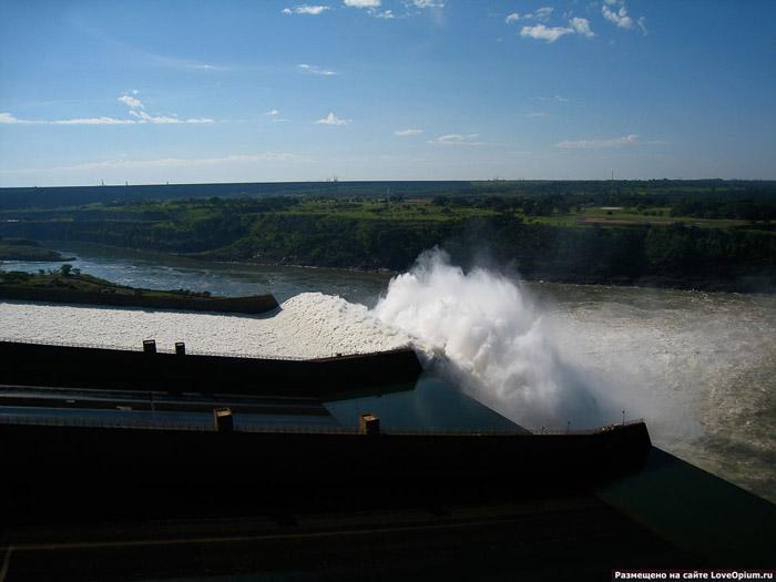 Ітайпу - найбільша ГЕС у світі (12)