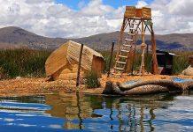 Плаваючі острови озера Тітікака (5)