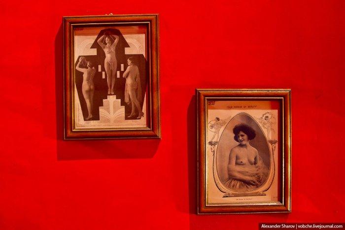 Музей еротики та секс-машин в Празі (20)