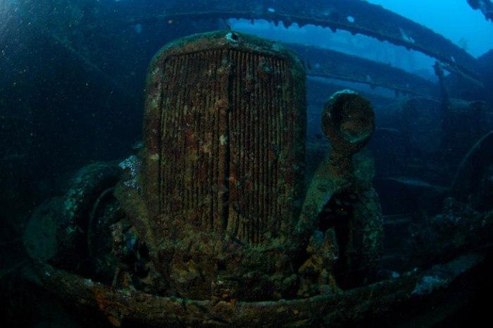 Острови Чуук (Трук) — Лагуна загиблих кораблів (22)