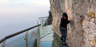 Гора Тяньмень і скляна стежка в небесах (6)