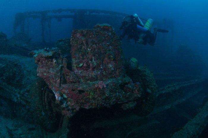 Острови Чуук (Трук) — Лагуна загиблих кораблів (20)