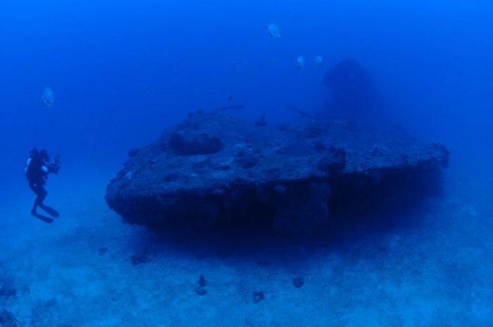 Острови Чуук (Трук) — Лагуна загиблих кораблів (17)