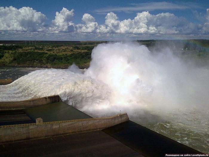 Ітайпу - найбільша ГЕС у світі (6)