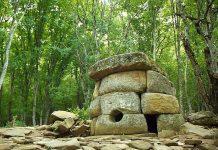 Старовинні дольмени в Сочі (3)