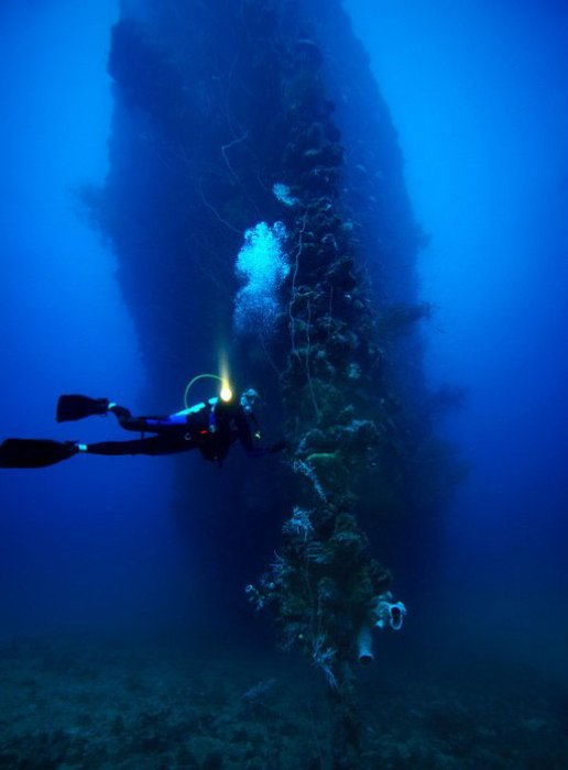 Острови Чуук (Трук) — Лагуна загиблих кораблів (16)