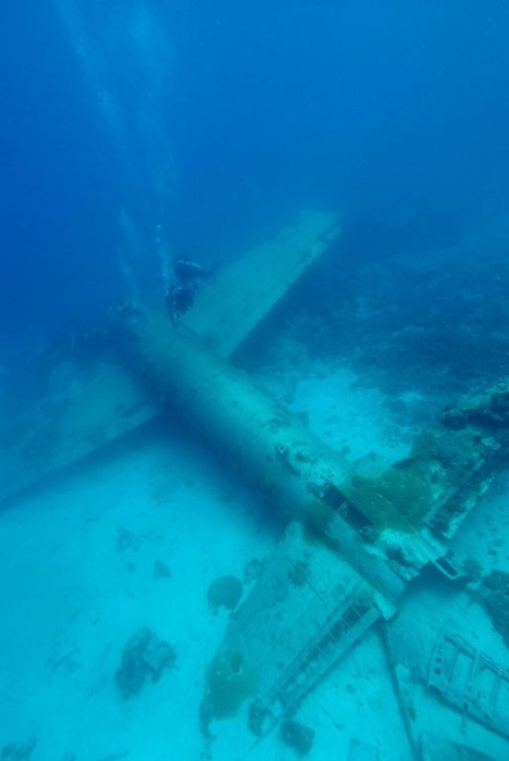 Острови Чуук (Трук) — Лагуна загиблих кораблів (31)