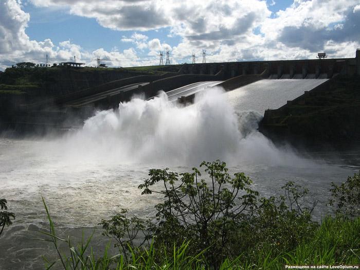 Ітайпу - найбільша ГЕС у світі (4)