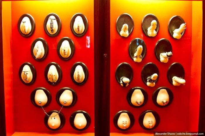Музей секс-машин в Праге (28 фото) Скачать картинку.