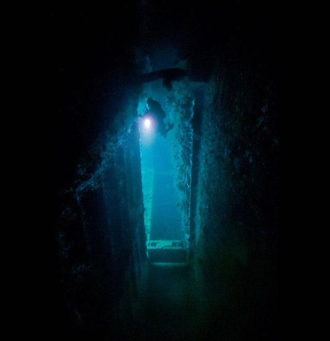 Острови Чуук (Трук) — Лагуна загиблих кораблів (14)