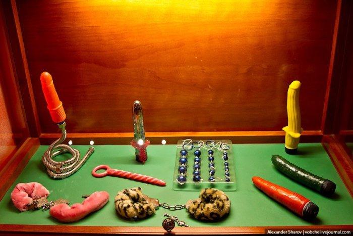 Музей еротики та секс-машин в Празі (5)