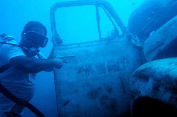 Острови Чуук (Трук) — Лагуна загиблих кораблів (10)
