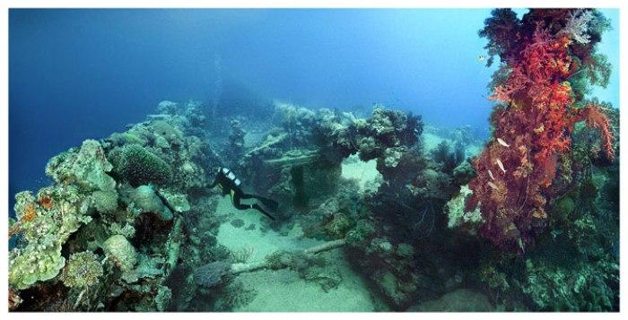 Острови Чуук (Трук) — Лагуна загиблих кораблів (9)