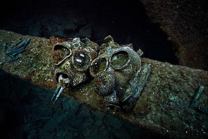 Острови Чуук (Трук) — Лагуна загиблих кораблів (8)