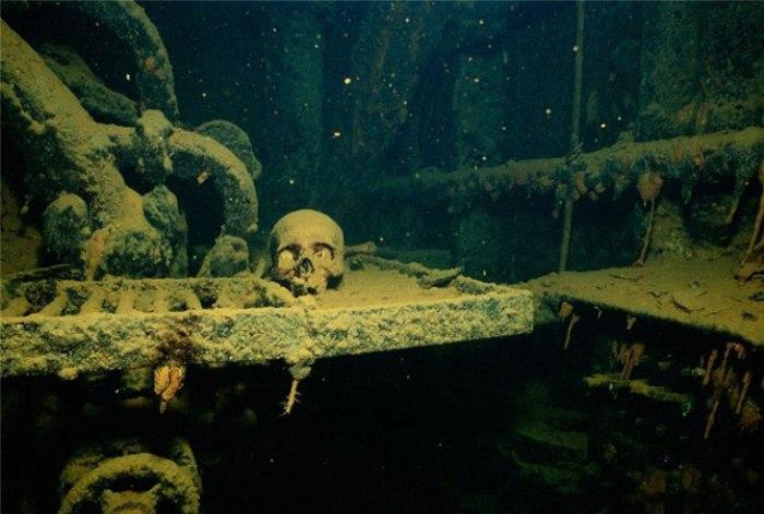 Острови Чуук (Трук) — Лагуна загиблих кораблів (30)