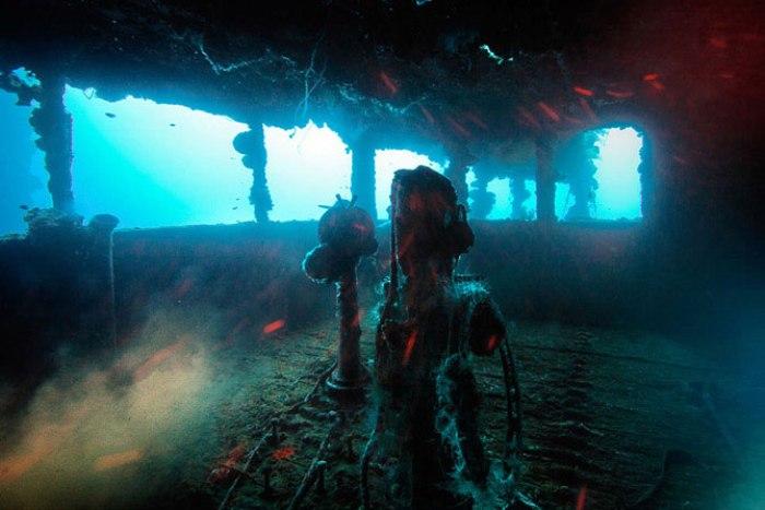 Острови Чуук (Трук) — Лагуна загиблих кораблів (7)