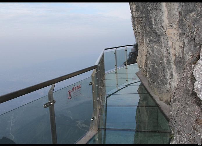 Гора Тяньмень і скляна стежка в небесах (4)
