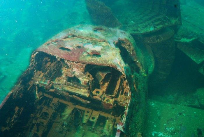 Острови Чуук (Трук) — Лагуна загиблих кораблів (4)