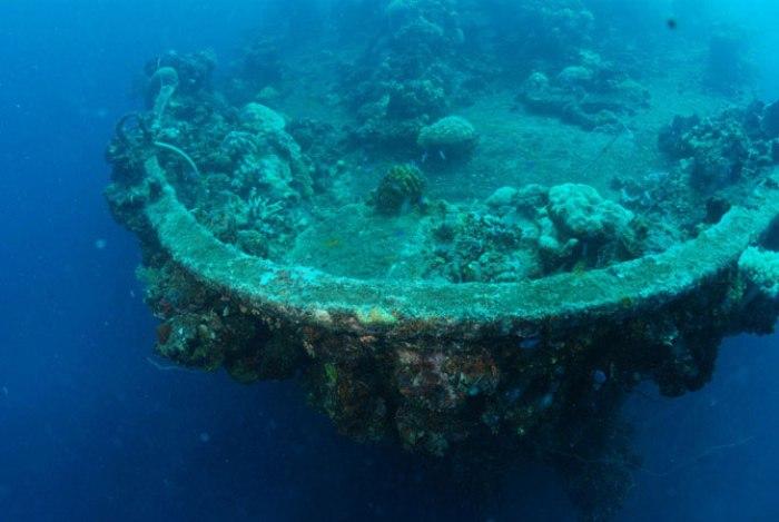 Острови Чуук (Трук) — Лагуна загиблих кораблів (3)