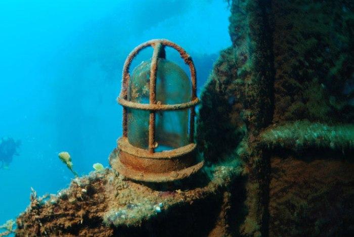 Острови Чуук (Трук) — Лагуна загиблих кораблів (2)