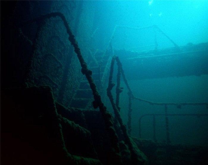 Острови Чуук (Трук) — Лагуна загиблих кораблів (29)