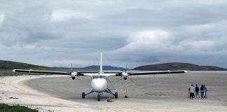 Барра — єдиний в світі аеропорт на пляжі (10)