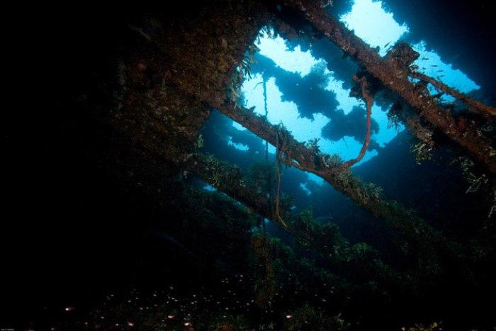 Острови Чуук (Трук) — Лагуна загиблих кораблів (28)