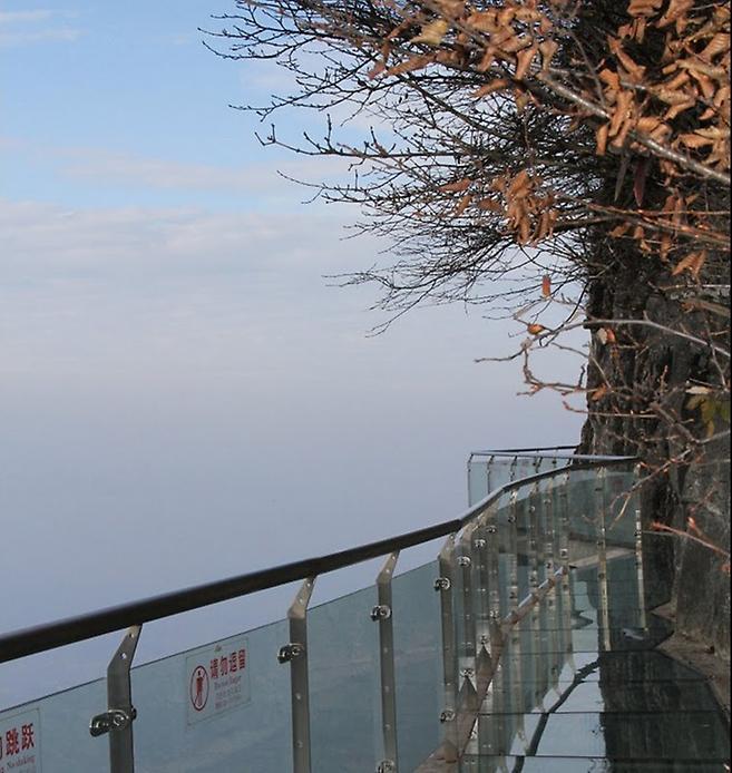 Гора Тяньмень і скляна стежка в небесах (2)