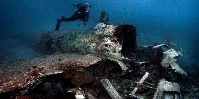 Острови Чуук (Трук) — Лагуна загиблих кораблів (26)