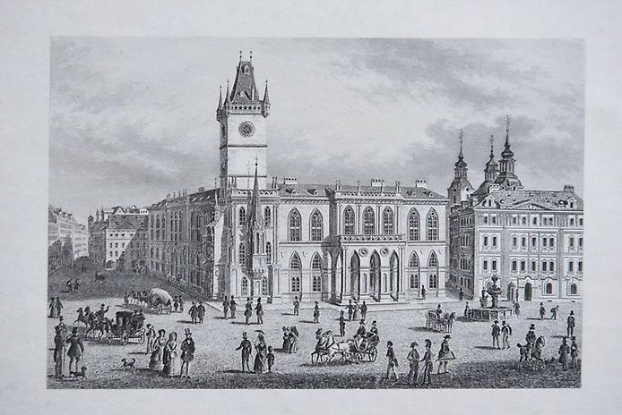 Староміська ратуша та Астрономічний Годинник (6)
