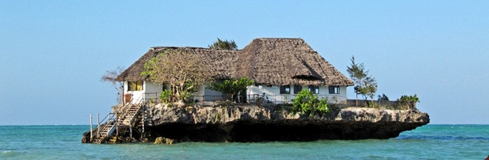 Найколоритніший ресторан морепродуктів на прибережній скелі (1)