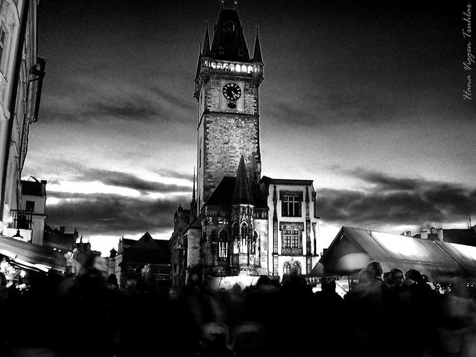 Староміська ратуша та Астрономічний Годинник (4)