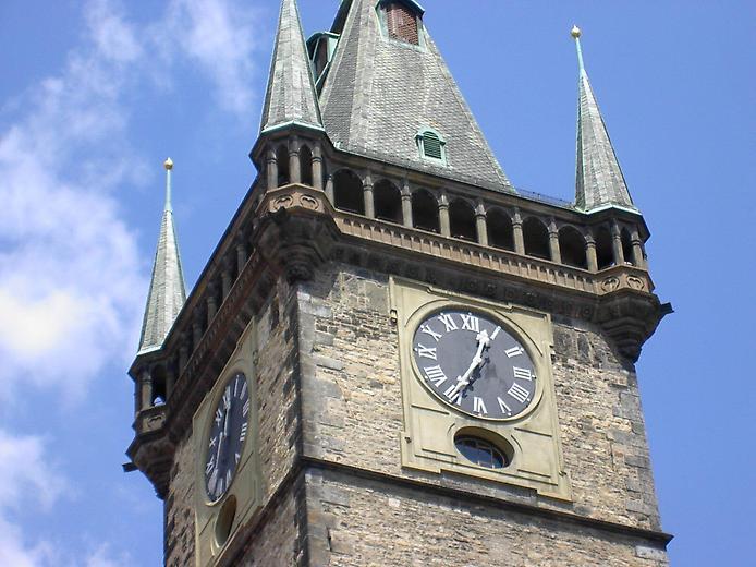 Староміська ратуша та Астрономічний Годинник (1)