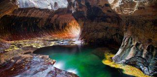 Підземний храм-метро: казкова печера в Сіоні (2)