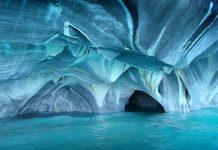 Мармурові печери Las Cavernas de Marmol озера Буенос-Айрес (14)