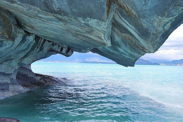 Мармурові печери Las Cavernas de Marmol озера Буенос-Айрес (9)