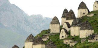 Даргавс - Місто Мертвих: моторошне місто в Північній Осетії (9)