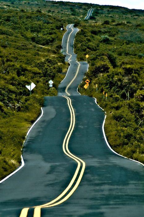 Фотографії найкрасивіших доріг (12)
