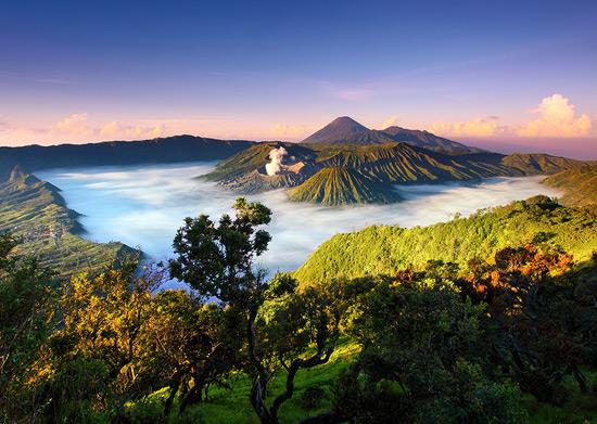 Національний парк, Індонезія.