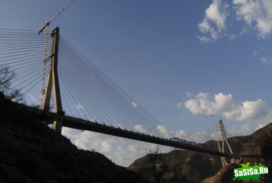 У Мексиці відкрито найвищий висячий міст у світі (2)