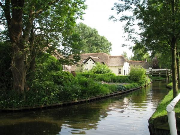 Гітхорн (Giethoorn) - село без доріг або Північна Венеція (10)