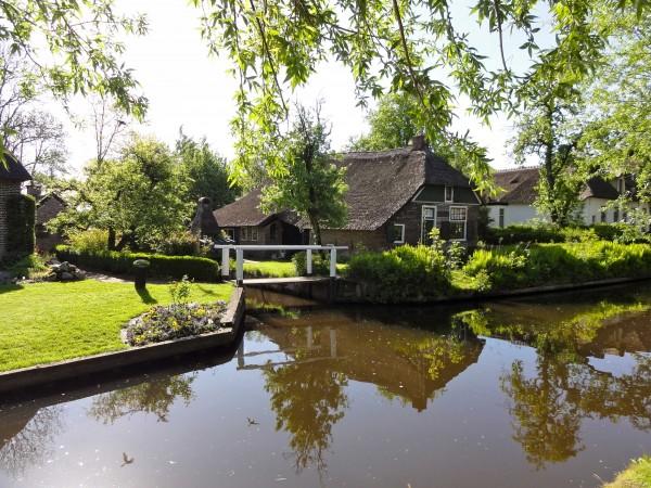 Гітхорн (Giethoorn) - село без доріг або Північна Венеція (4)