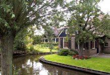 Гітхорн (Giethoorn) - село без доріг або Північна Венеція (3)