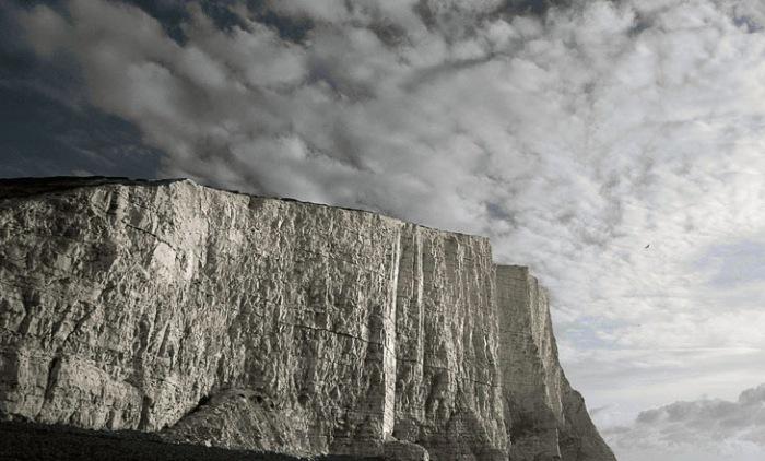 Крейдяні скелі Сім Сестер і Бичі-Хед в графстві Суссекс (13)