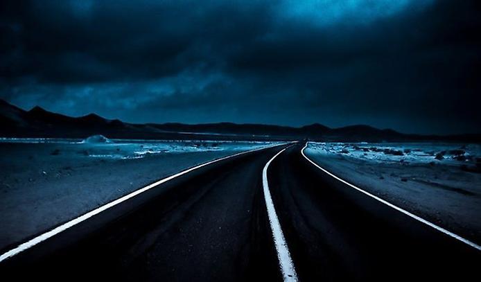 Фотографії найкрасивіших доріг (4)