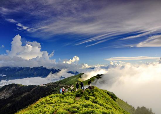 Дивовижні пейзажі Тайваню