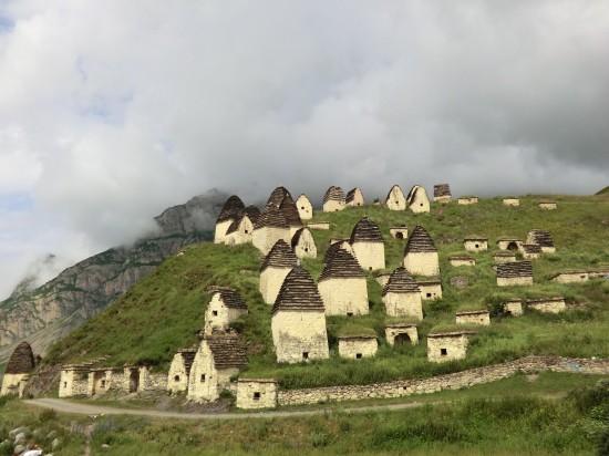 Даргавс - Місто Мертвих: моторошне місто в Північній Осетії (8)