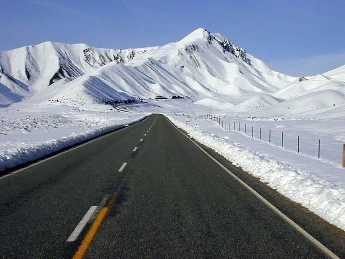 Фотографії найкрасивіших доріг (1)
