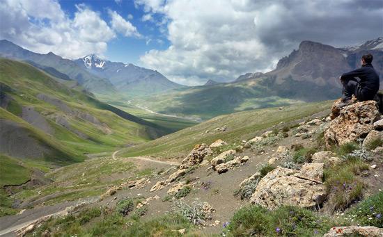 Гірський Азербайджан.